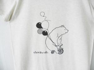 サーカスくまさんTシャツ